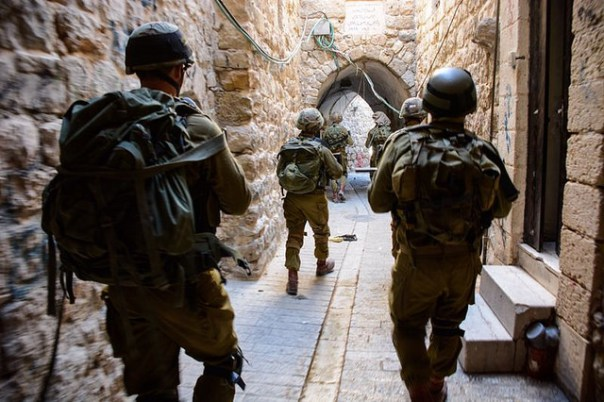 Israeli security forces are engaged in a massive operation to find 3 kidnapped teens and dismantle Hamas. (photo credit: IDF website)